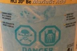acide muriatique