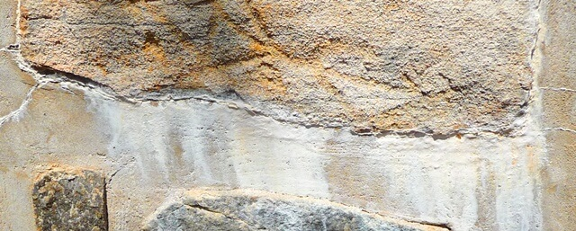 sel depot efflorescence pierre joint tp