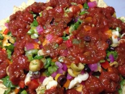 nachos - Salsa