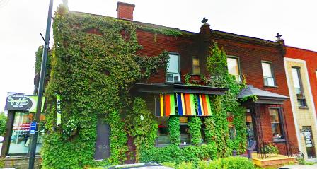 Maison du spaghetti Dupont de Joliette- rue notre Dame