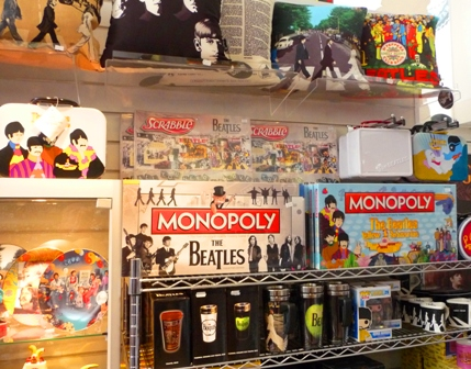 Beatles Store Liverpool