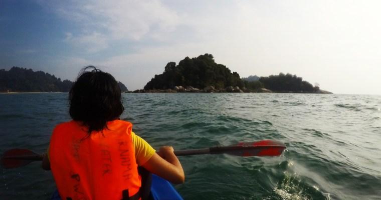Pangkor, Perak – A Day At The Emerald Waters Of Coral Beach