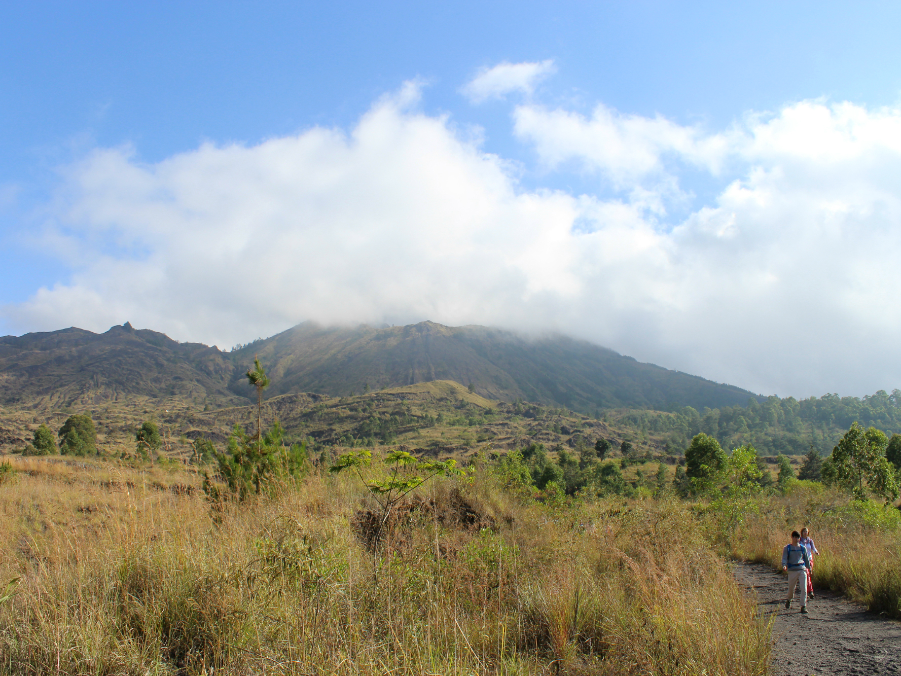 Gunung Batur, Bali – In Search Of The Elusive Volcano Sunrise