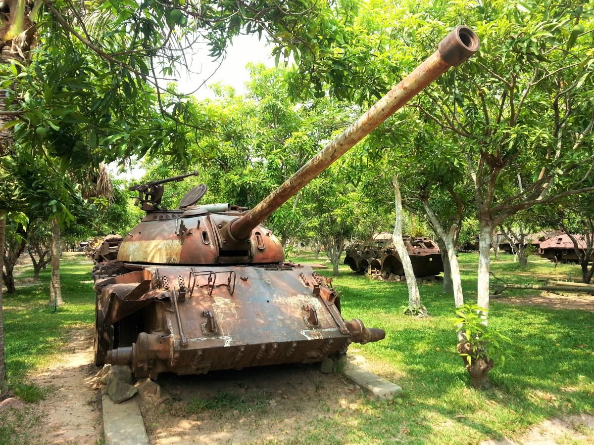 1 Siem Reap War Museum