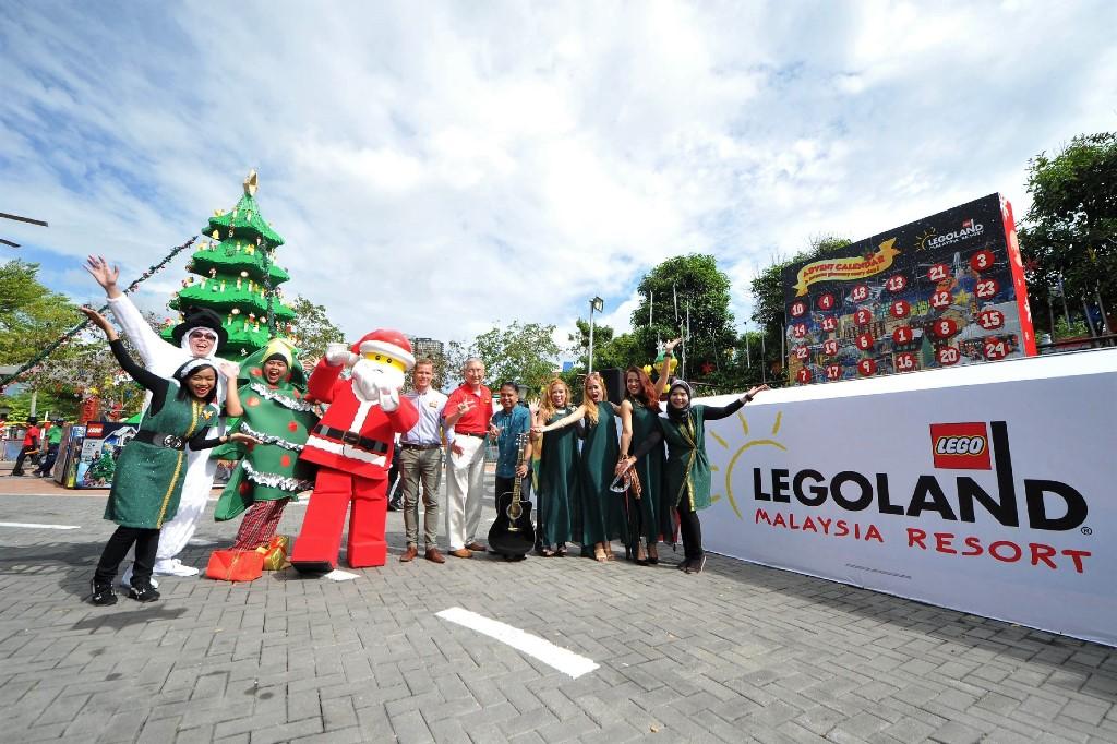A Year-End Spectacular At Legoland Malaysia
