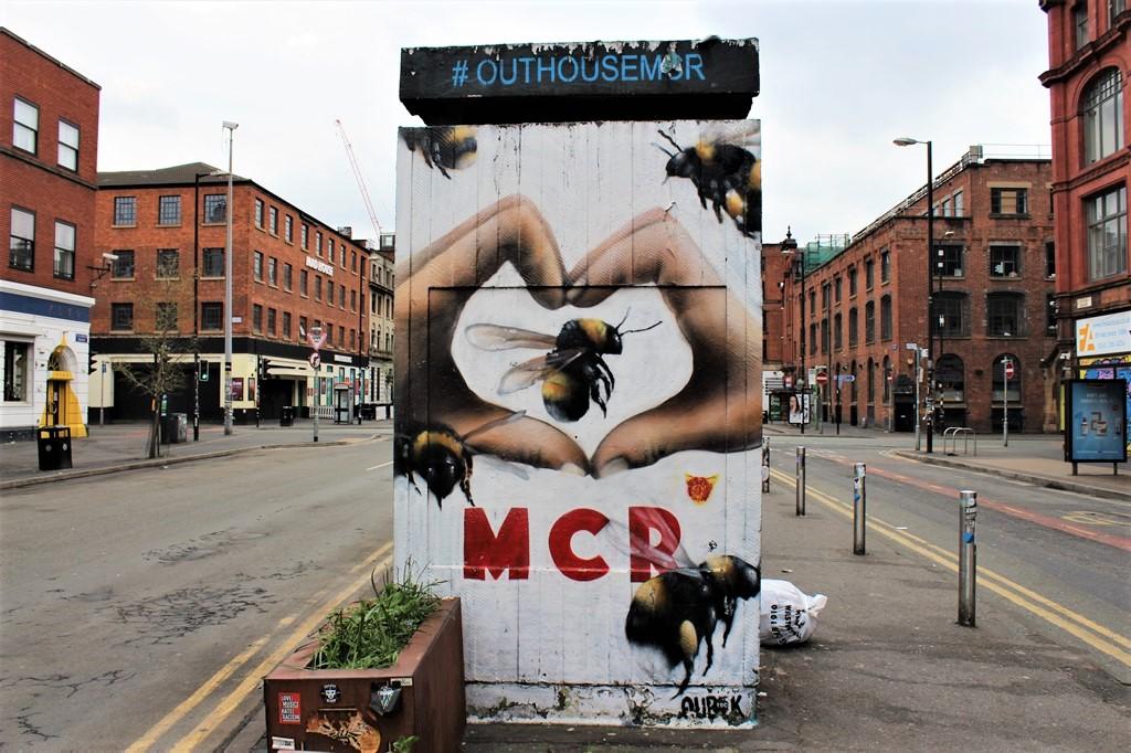 Photo Essay: Northern Quarter, Manchester