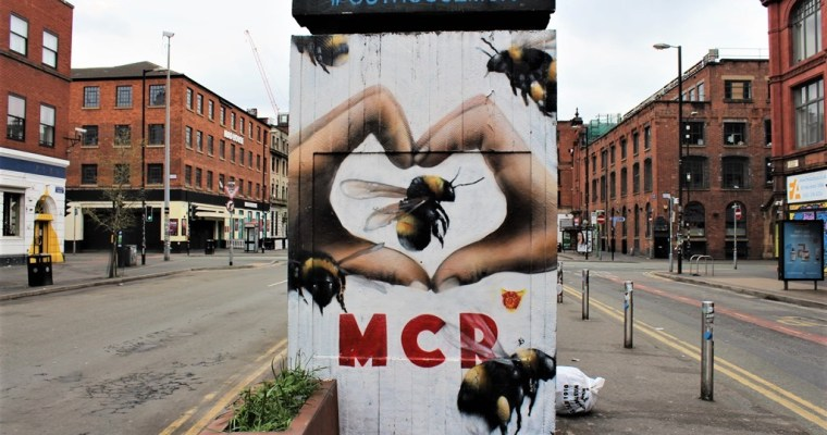 Photo Essay: Northern Quarter, Manchester