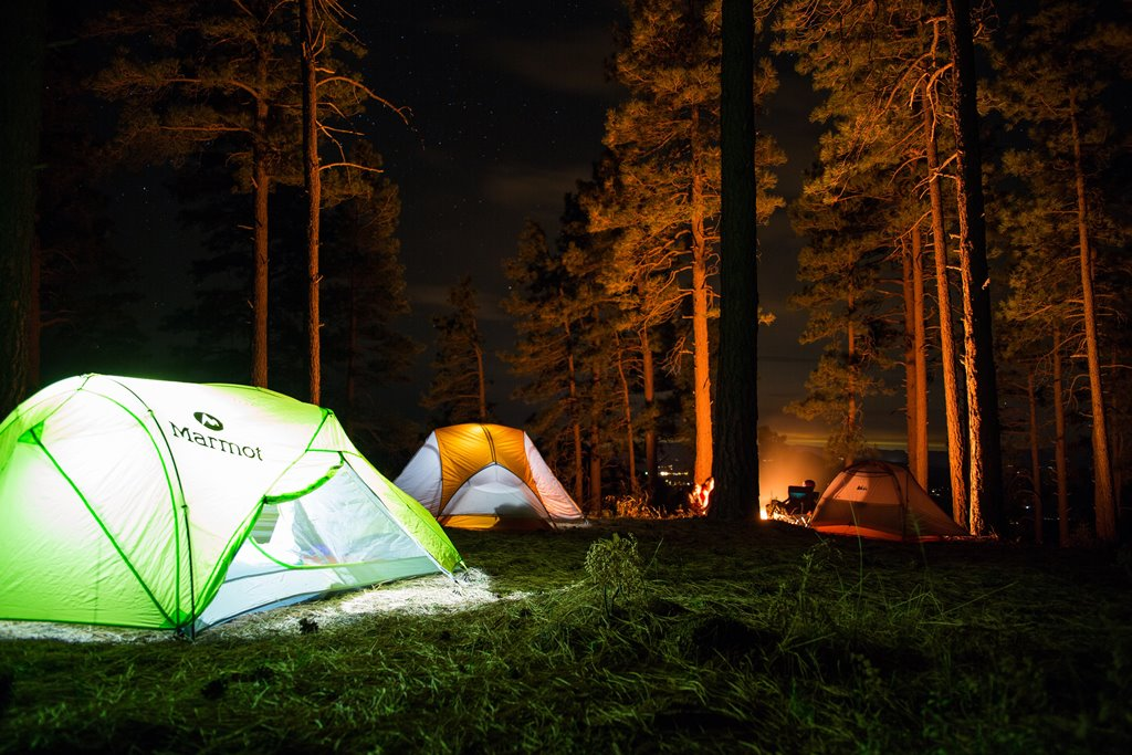 3 Tips For Your First Wild Camping Trip