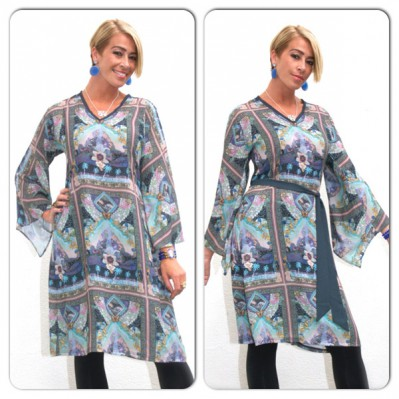 Tunic by Amy Zerner