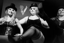 Burlesque wintershow vrijdag 22 november