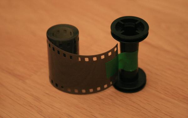 Et on bobine son film...