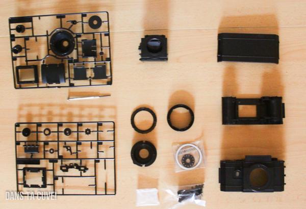 Test du Konstruktor: le DIY par Lomo