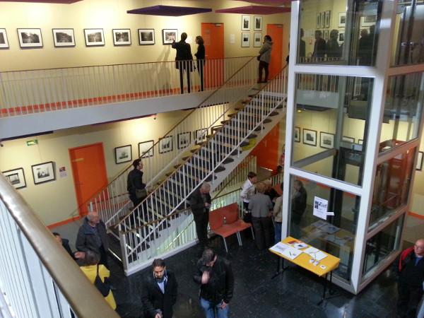 Exposition au Centre Maurice Ravel