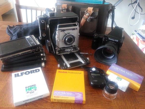 Rencontres GRAFLEX caméras