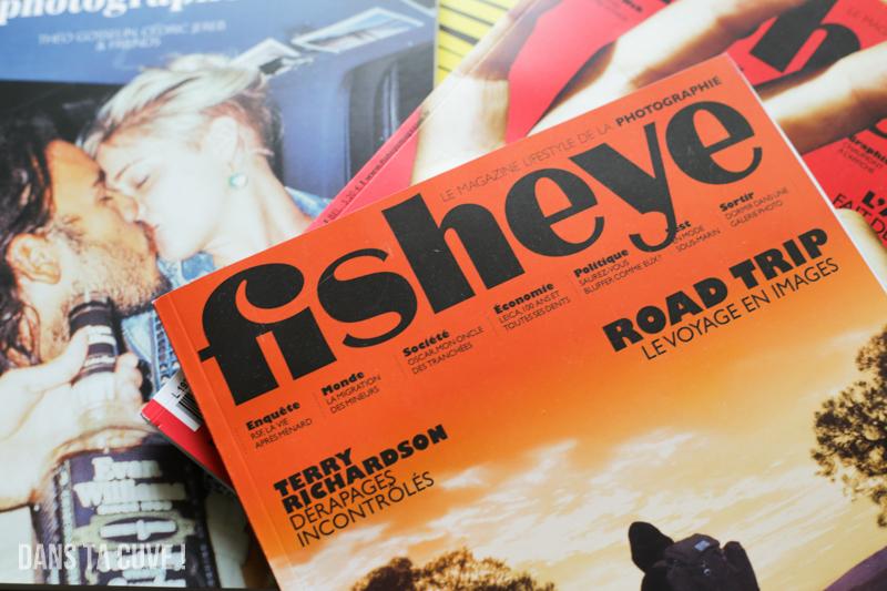 Le magazine Fisheye