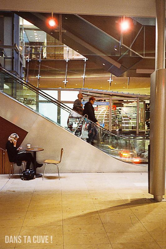 Montréal, ville intérieure, Leica M6 35mm F/2.8 Zeiss