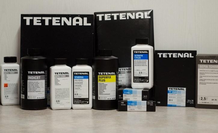 Produits Tetenal