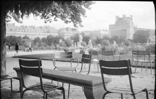 « Dialogues entre chaises »<br>Crédit photo : Rémy GRENIER