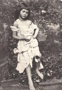 Alice Liddell par Charle Lutwidge Dodgson