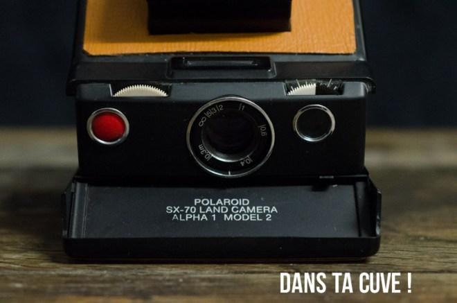Polaroid SX-70 Alpha 1 Model 2