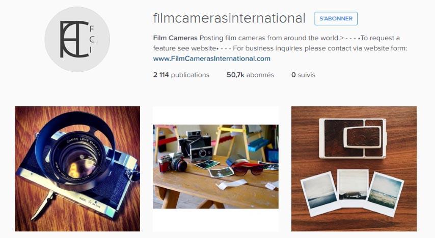 Instagram - @filmcamerasinternational