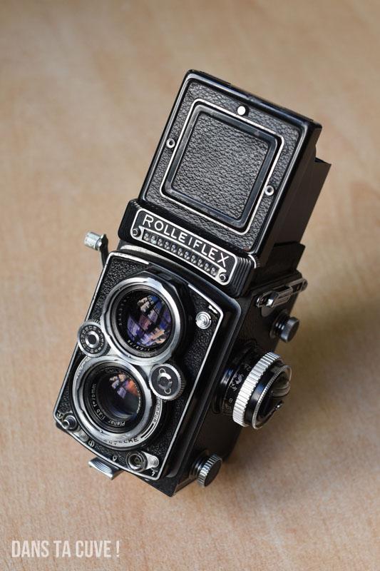 Rolleiflex planar f/3,5