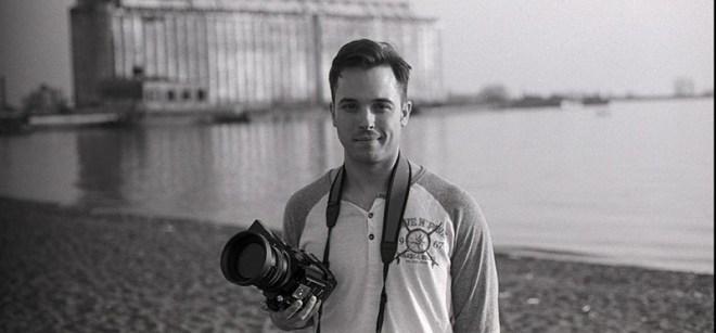 Portrait de Erik Wahlstrom