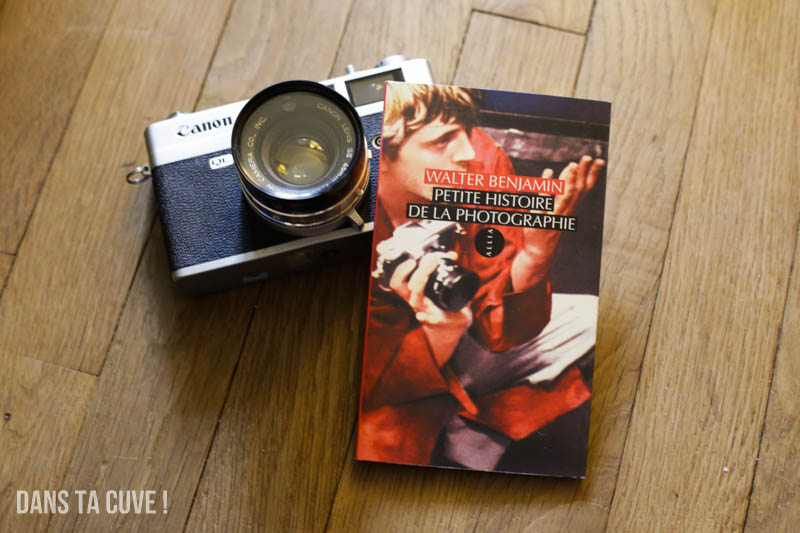 """Petite histoire de la photographie"" par Walter Benjamin"