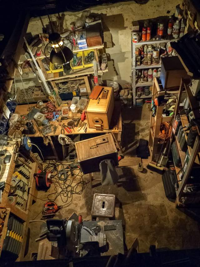 Street Box Camera - Atelier