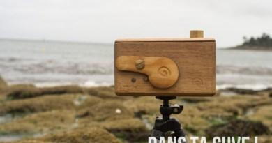 Test : Sténopé 35 mm de Spiral Camera