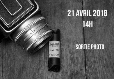 Sortie Photo Argentique à Lyon le samedi 21 avril !