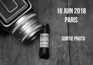 Sortie Photo Argentique à Paris le 16 juin !