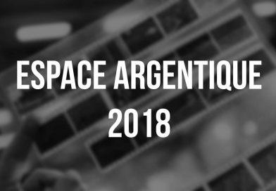 Salon de la photo 2018 – L'espace argentique