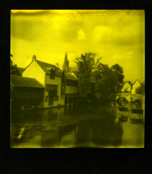 Impossible Project : Third an Records