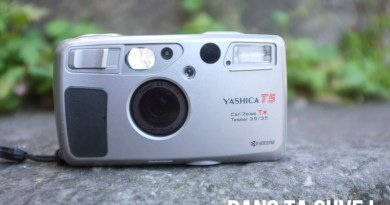 Test : Yashica T5