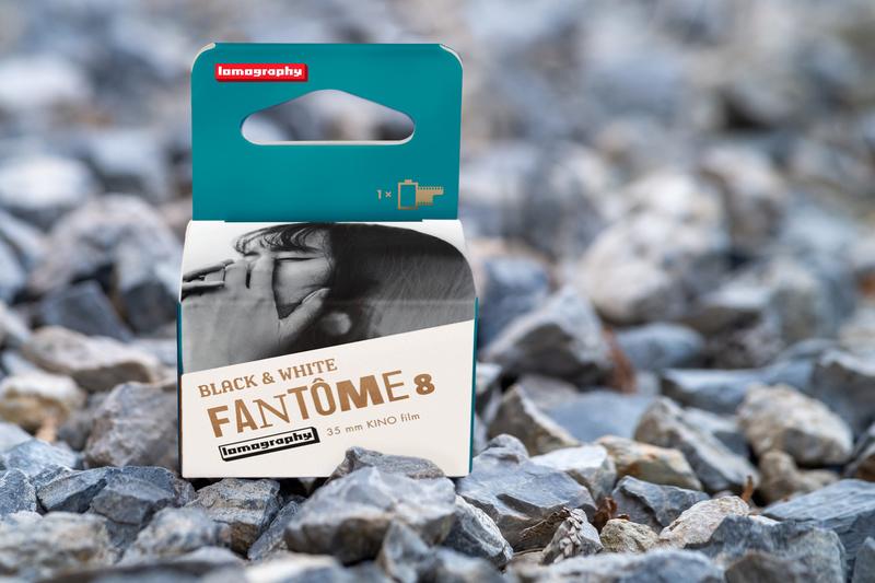 Pellicule Lomo Fantome Kino 8