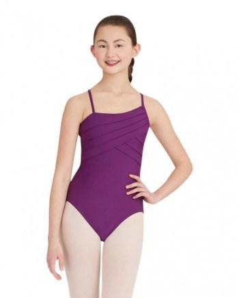 Capezio 10191 geometric strap camisole leotard balletpakje