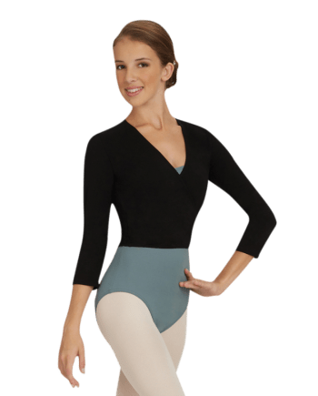 Capezio CAD850 cross-over top cross over wikkel vestje ballet