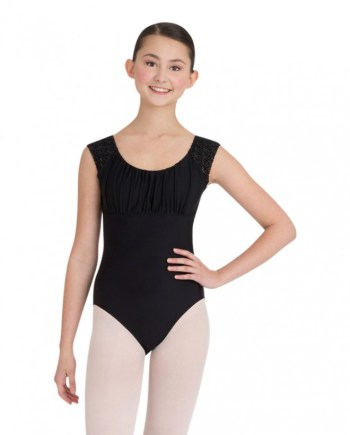 Capezio 10187 Cap Sleeve Leotard balletpakje