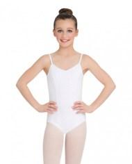 Capezio CC101C Princess Camisole balletpakje WHT