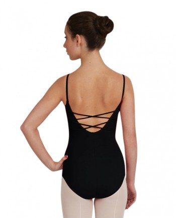 Capezio CC120 String back leotard balletpakje