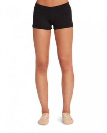 Capezio TB113 dansbroekje boy-cut lorries short