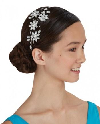 Diadeem fairy flower headband capezio bunheads