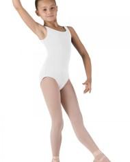 Bloch CL5405 balletpakje Wit