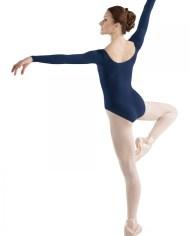 Balletpakje lange mouw L5409