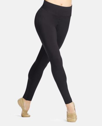 capezio danslegging 11288w zwart