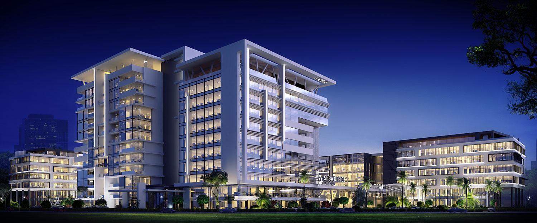 Seba Office Boulevard Shell and Core Projesi