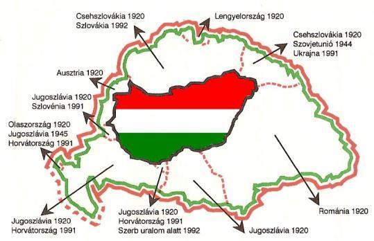 Image result for harta ungariei mari la bUdapesta
