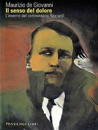 Book Club    I Will Have Vengeance—Il senso del dolore By Maurizio de Giovanni   April 17, 2015