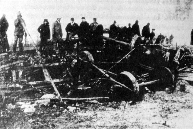 Adrian to Honor Italian Immigrants killed in 1901 train crash